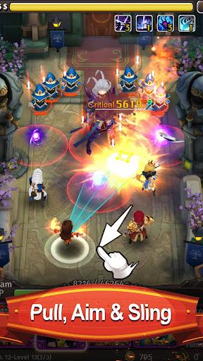 Cheat Hyper Heroes: Marble-Like RPG Mod Apk, Download Hyper Heroes: Marble-Like RPG Apk Mod 2