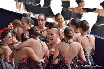 Photo: Synchroettes junior USA