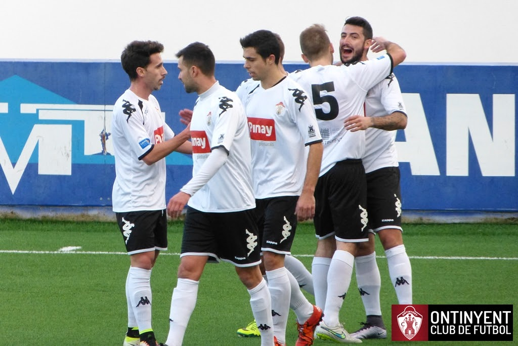 Ontinyent CF CD Buñol Francesc Gol