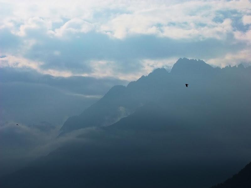 Sfumatura di montagna di Alessio Viviani