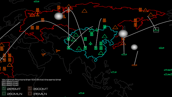 Global Thermonuclear War II- screenshot thumbnail