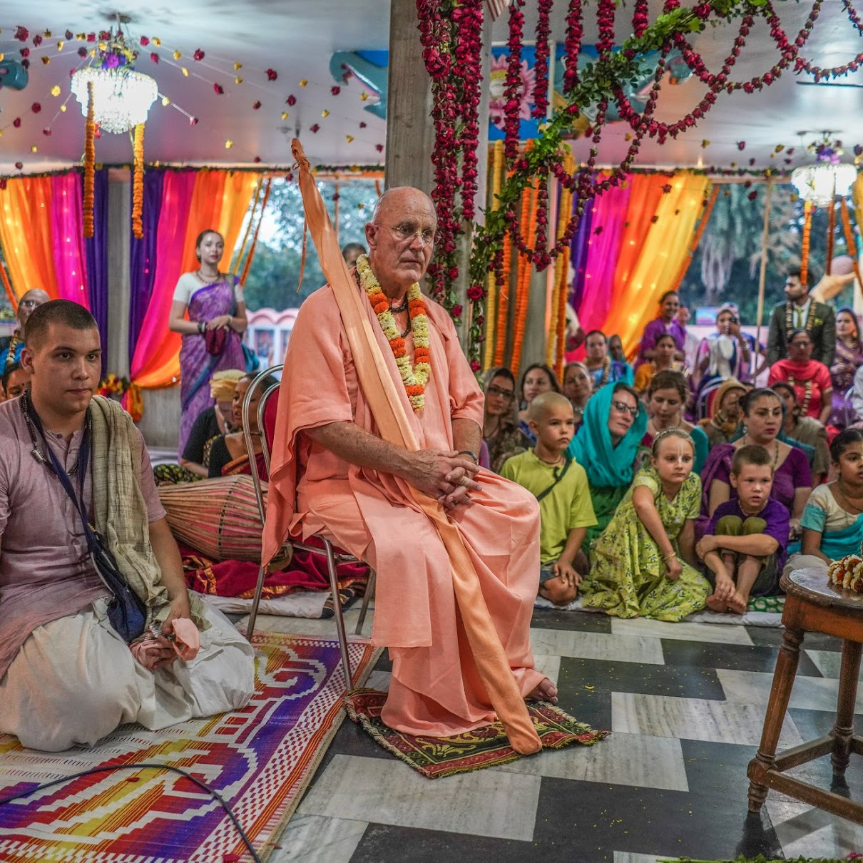 Indradyumna Swami_celebration