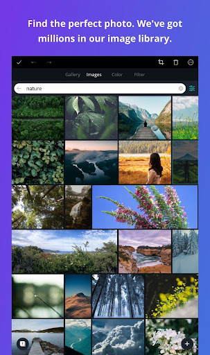 Canva: Graphic Design, Video, Invite & Logo Maker apkmr screenshots 12