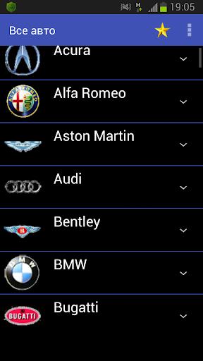All Cars: Information & Details  screenshots 1