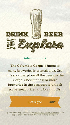 Breweries in the Gorge 1.0.0 screenshots 1