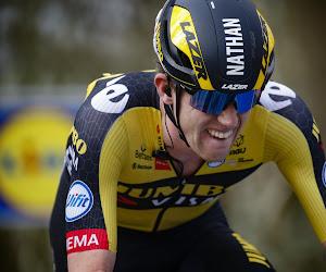 """Nathan Van Hooydonck blinkt uit bij Jumbo-Visma: """"Wout kan alles, nooit aan getwijfeld dat hij sprint zou winnen"""""""
