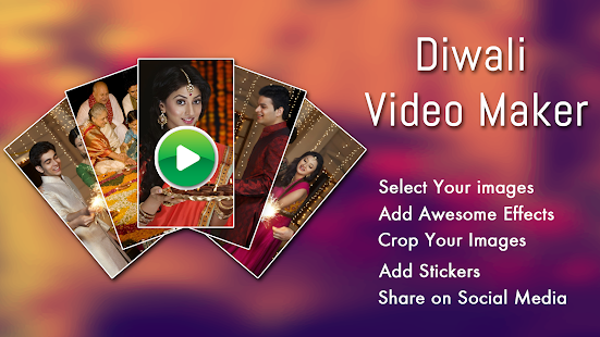 Diwali Video Maker with Music 2017 - náhled