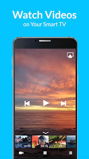 SRFR: Easily Stream & Cast Videos from Phone to TV: miniatura de captura de pantalla