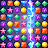 Jewels Track - Match 3 Puzzle Icône