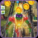 Shadow Ninjago : Turtles fight icon