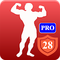 Home Workouts Gym Pro (No ad) icon