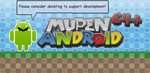 Mupen64+AE FREE (N64 Emulator) - Apps on Google Play