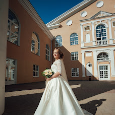 Wedding photographer Roman Tabachkov (Tabachkov). Photo of 02.10.2017