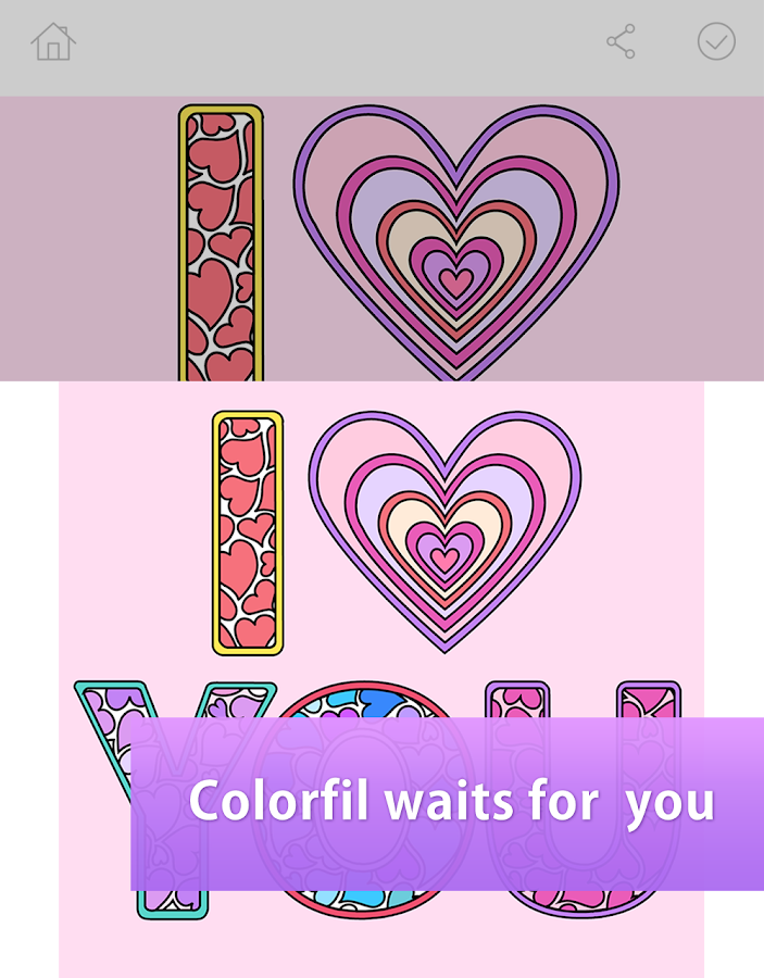 ColorFil - Adult Coloring Book- screenshot