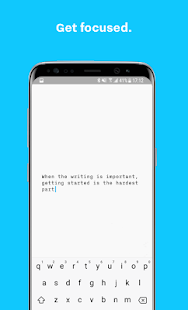 iA Writer: Note. Write. Edit. Screenshot