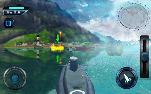 Indian Submarine Simulator 2019 2.0 Screenshots 10