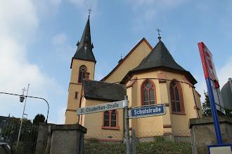 Photo: St. Martin i Oberwalluf,hvor den hellige Elisabeths kjortel befinder sig.