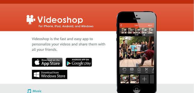 digital content creation tools - videoshops