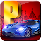 Prof Parker Challenge: Real Car Parking Game 2017 icon