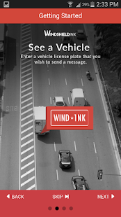 Windshieldink- screenshot thumbnail