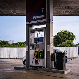 Petrol Station by Picme Lens - Buildings & Architecture Architectural Detail