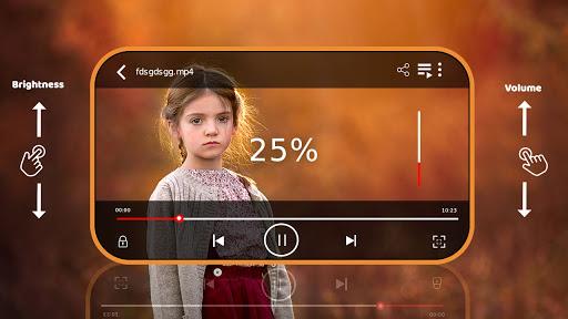 4K HD Video Player - All Format Video screenshot 5