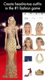 Covet Fashion - Dress Up Game- screenshot thumbnail