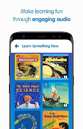 Pinna: podcasts, music & audio books for kids APK screenshot thumbnail 21
