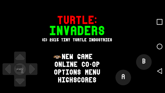 Turtle: Invaders- screenshot thumbnail
