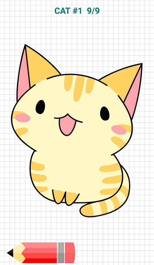 Cmo Dibujar Kawaii Dibujos  Aplicaciones de Android en Google Play