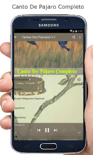Download Canto De Pájaro Completo Nuevo For PC Windows and Mac apk screenshot 6