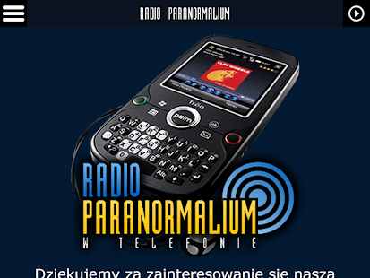 Radio Paranormalium- screenshot thumbnail