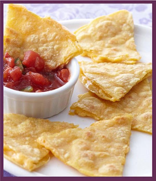 Diabetic Quick & Easy Quesadilla Recipe