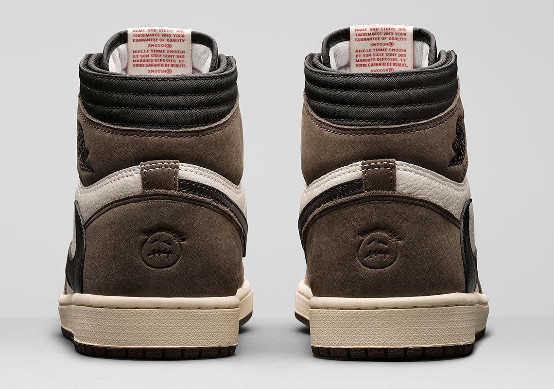 """Travis Scott x Air Jordan 1 High"" รองเท้าสุดแพงแถมยังหาซื้อยาก 04"