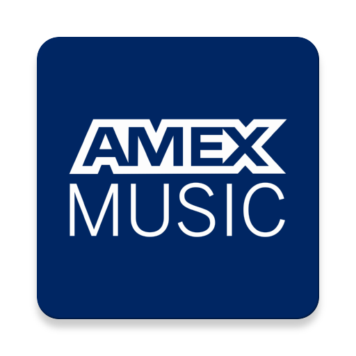 American Express Music Icon