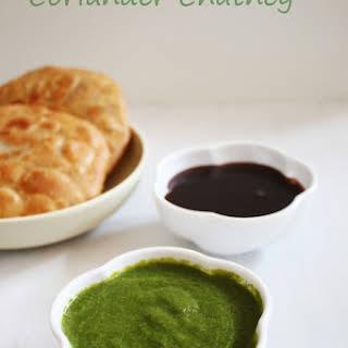 Coriander Chutney Recipe | Green Chutney Recipe for Chaat.