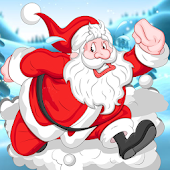 Santa Claus Rush 3D :Special Christmas Android APK Download Free By Casual Puzzle Fun Games