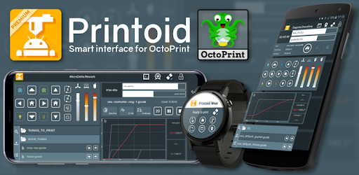 Printoid - Remote for OctoPrint [PREMIUM] - Apps on Google Play