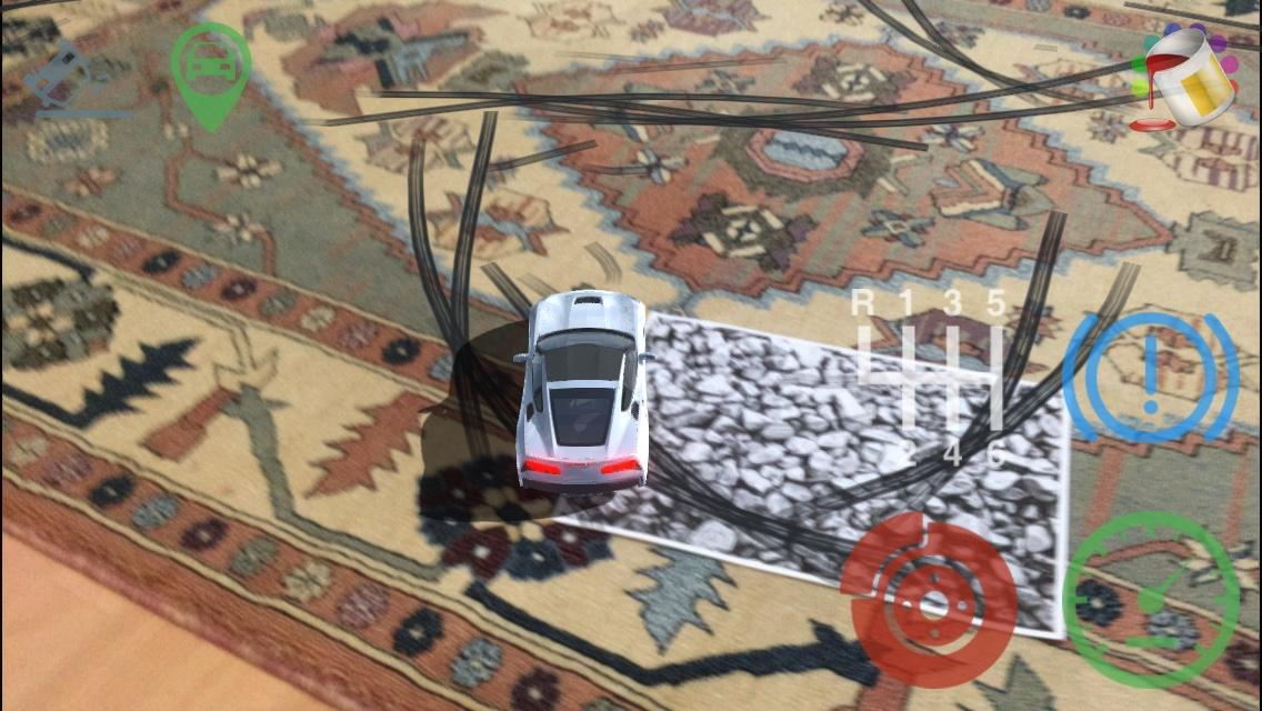 AR Remote Car- screenshot
