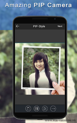 PIP Camera - Photo Editor Pro for PC
