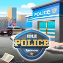 Idle Police Tycoon - Cops Game icon