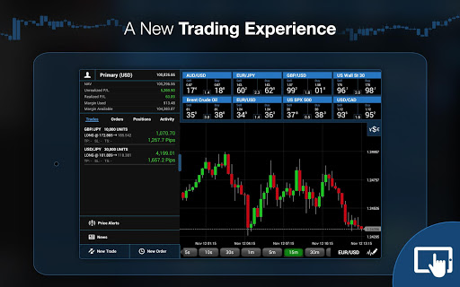 OANDA fxTrade for Android screenshot 11