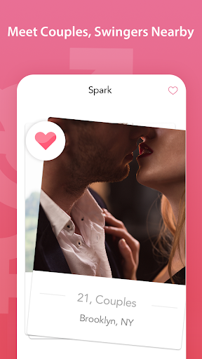 Bisexual Dating: Meet Couples, Threesome, Swingers 1.1.0 screenshots 2