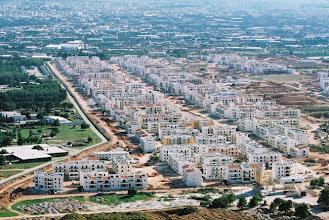 Photo: The Athens Olympic Village - Under Construction - Υπό κατασκευή 1