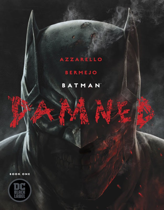 Batman: Damned (2018) - complete