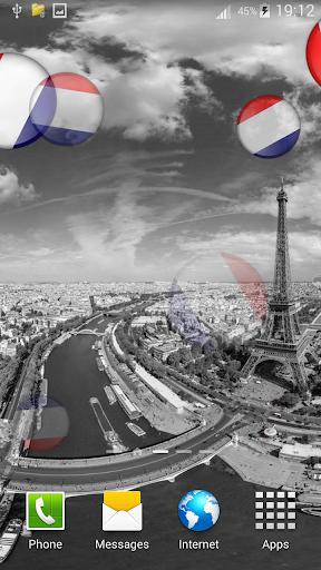 玩個人化App|巴黎動態壁紙免費|APP試玩