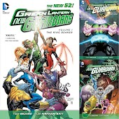 Green Lantern: New Guardians (2011)