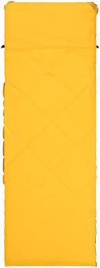 NEMO Tango Solo, 30, 650-fill DownTek Sleeping Bag/Comforter, Granite/Marigold alternate image 2