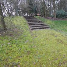 Photo: Einsamer Soldatenfriedhof