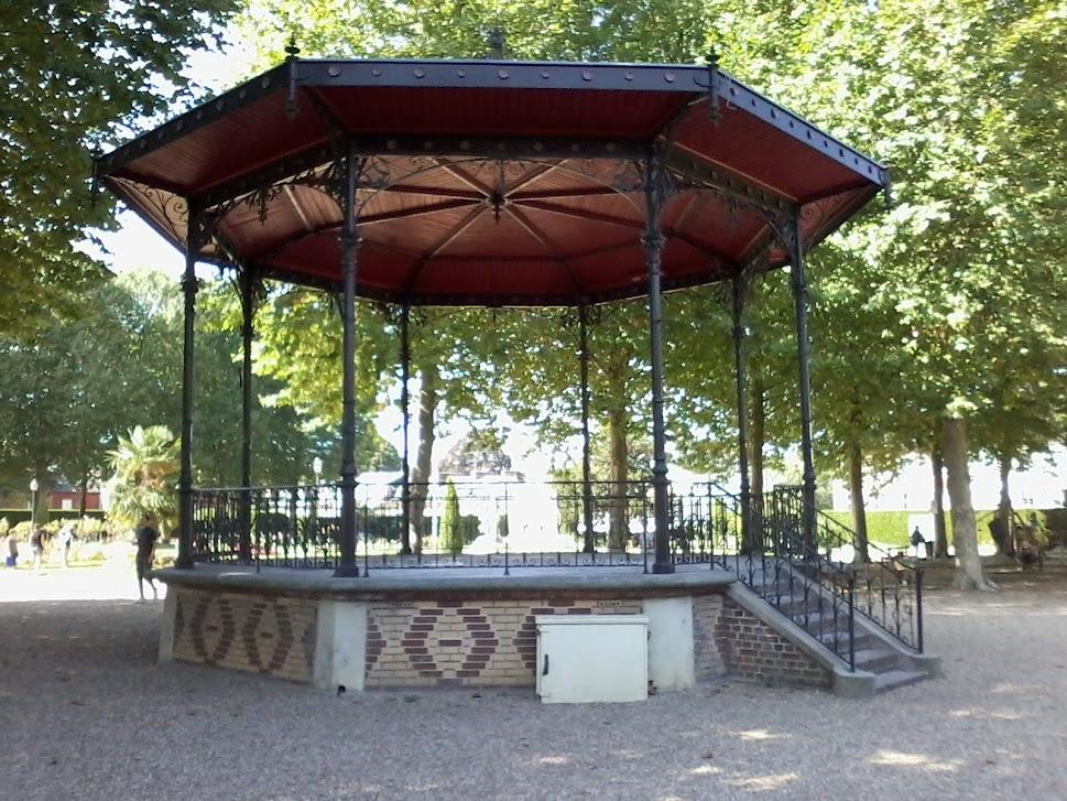 Blog de miss idées: Jardin de l\'évêché à Lisieux